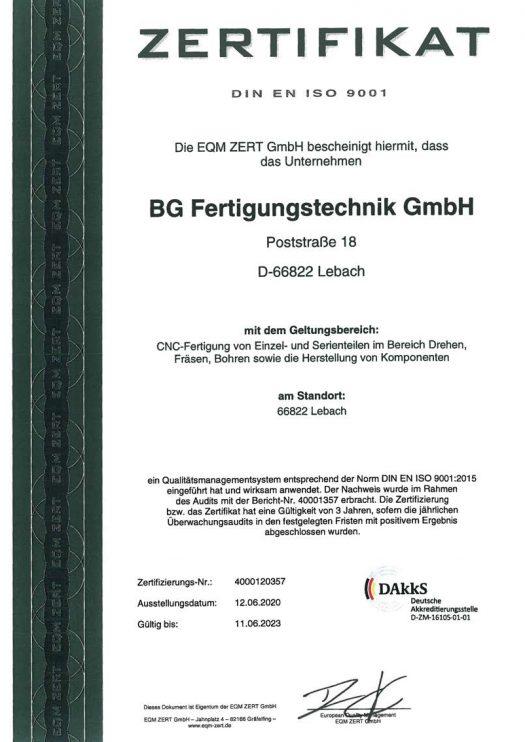 Zertifikat_ISO_9001_2015_BG-Fertigungstechnik-GmbH