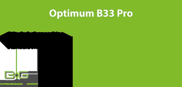Optimum B33 Pro